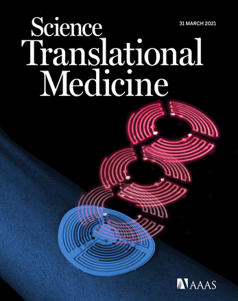 Science and Translational Medicine Epicore Cover